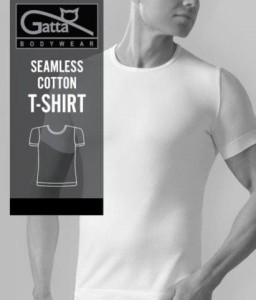 GATTA Seamless Cotton T-Shirt